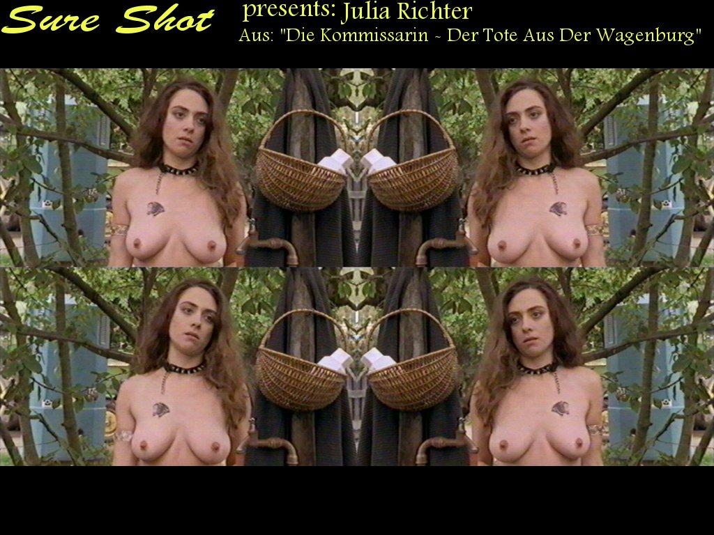 julia richter nackt