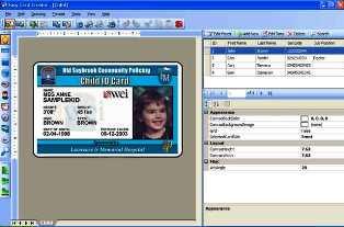 advanced id creator software