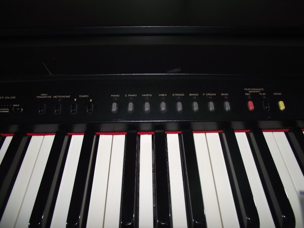 yamaha ypp 50 digital piano ebay