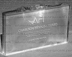 CHARLTON HESTON'S copy of ROBERT CAPA PHOTOGRAPHS 1st COA from estate