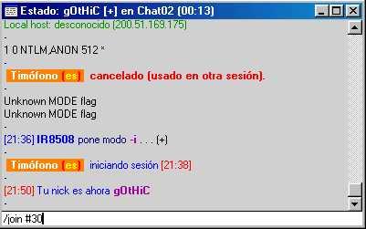 Chat bazoocam