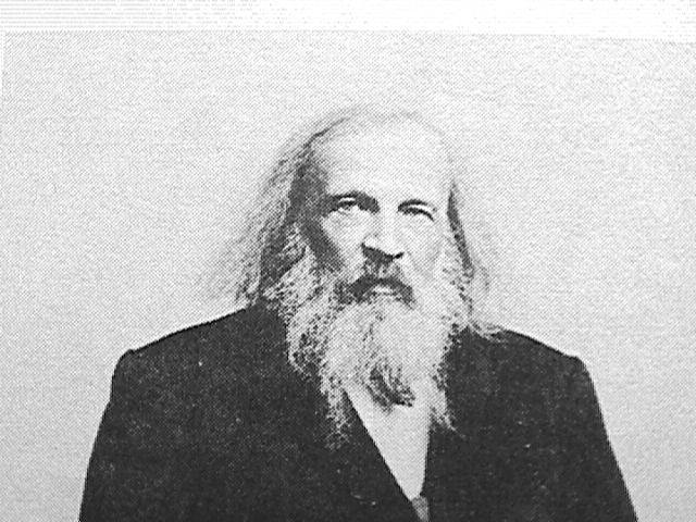 An Analysis of Periodic Table by Dimitri Mendeleev