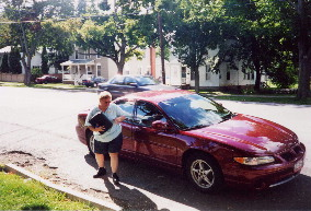 My Driver's Test in Geneseo, NY