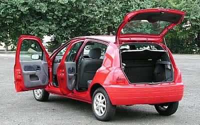 Renault clio ii rt 1 6 16v hatchback 5 puertas - Clio 2008 5 puertas precio ...
