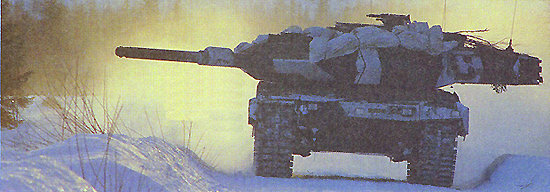 German leopard 2a5 side drawing of the leopard 2a5