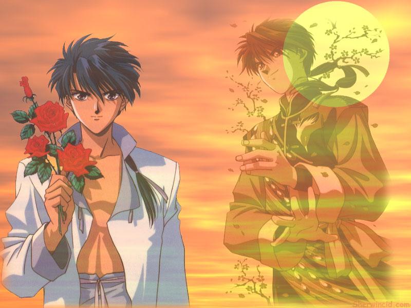Sherwincid.com Anime Wallpapers : Fushigi Yuugi