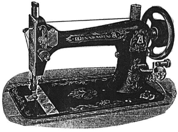 Antique Sewing Machine Resource Davis Sewing Machines
