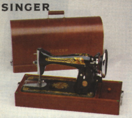 singer sewing machine values
