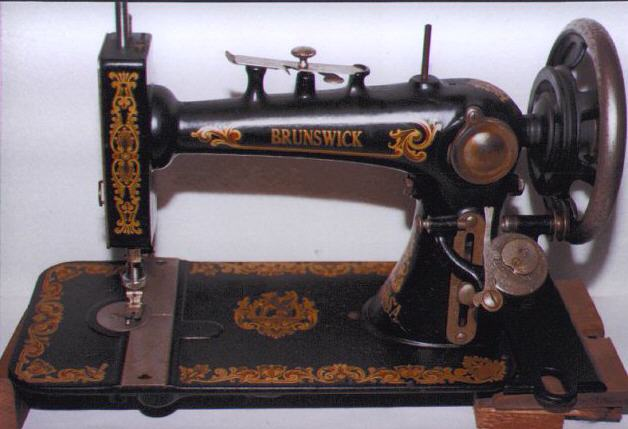 National Sewing Machine Company History