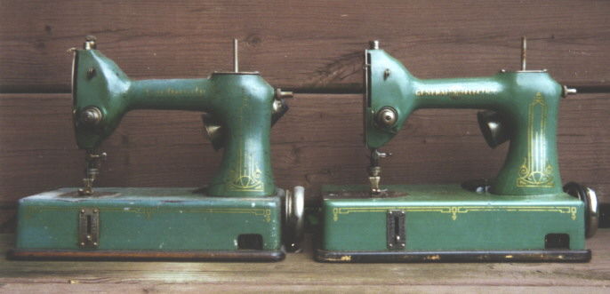 Antique Sewing Machine Resource Standard Sewing Machines