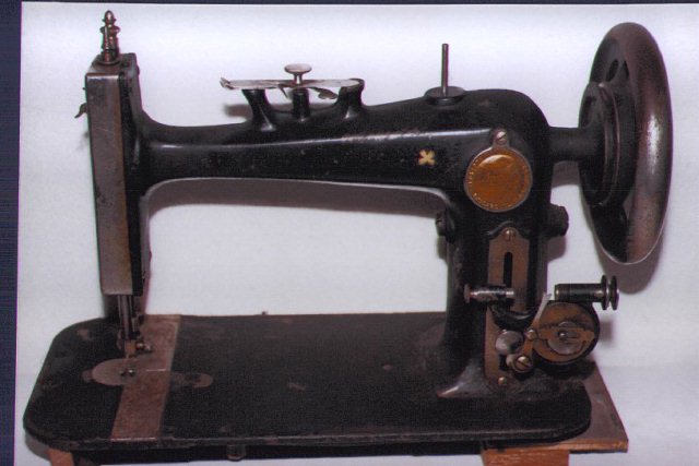 Antique Sewing Machine Resource EldredgeNational Machines Beauteous National Sewing Machine Company History