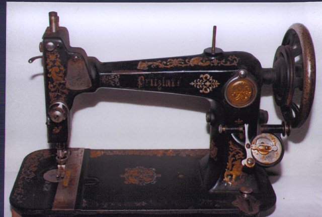 Antique Sewing Machine Resource EldredgeNational Machines Interesting National Sewing Machine Company History