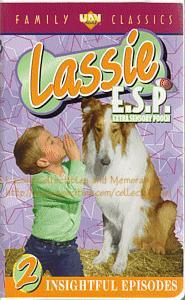 Lassie E S P Extra Sensory Pooch Video Cover