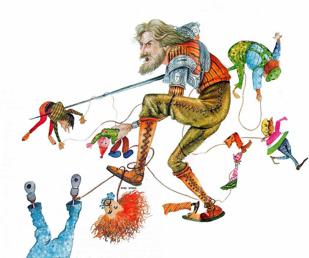 julian toro duque illustrator and painter fantastic art