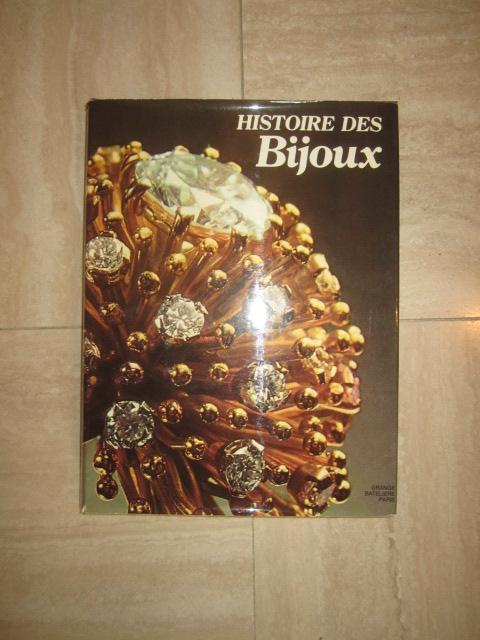 BLACK, A. - Histoire Des Bijoux