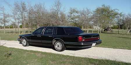 1993 lincoln town car. Black Bedroom Furniture Sets. Home Design Ideas