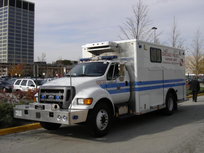 Trafficman Chicago Police Photo Gallery