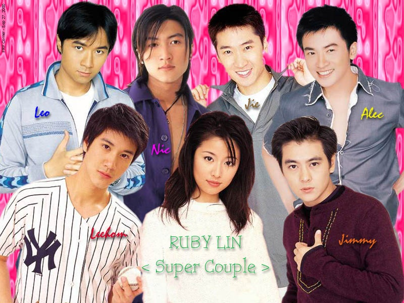 Ruby Lin And Alec Su | www.pixshark.com - Images Galleries ...