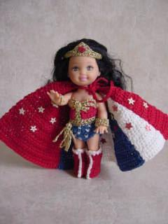 Costume Crochet Clothes Patterns For Kelly Doll Crochet