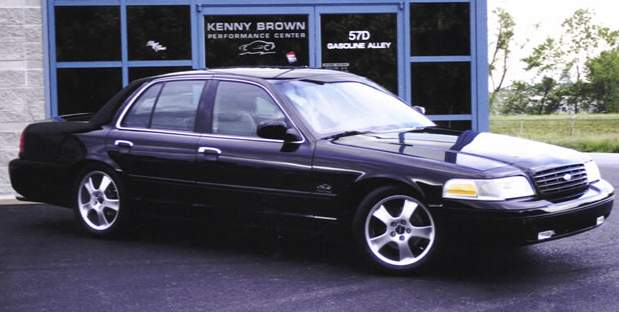 Kenny Brown Panther P