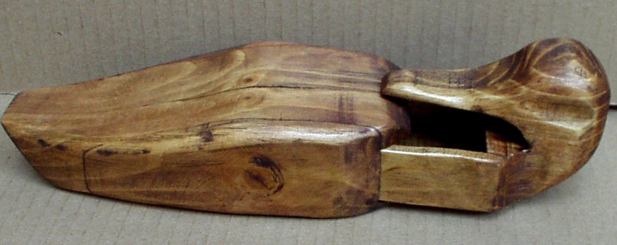 Birch Bandsaw Box ~ Wooden boxes