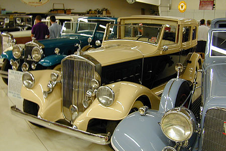 Clive S Car Collection