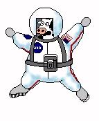 cow astronaut - photo #5