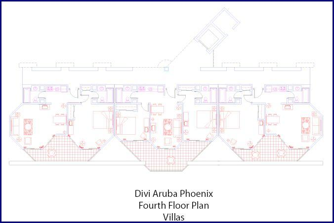 4phx on Beach Villa Floor Plans