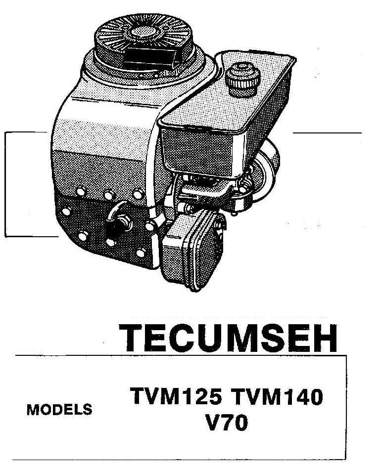 how to convert from 7 to 8 horsepower tecumseh on the john