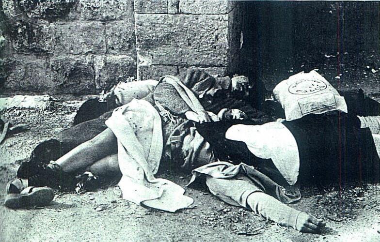 Many women were Raped then stabbed