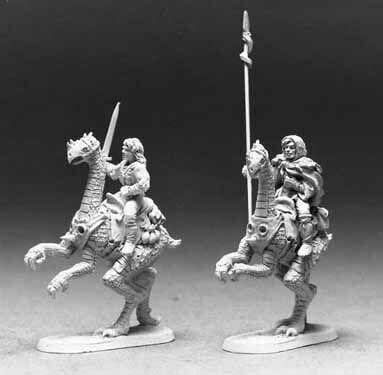 Ral Partha Dark·Sun Miniatures