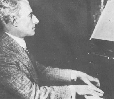Maurice Ravel Young