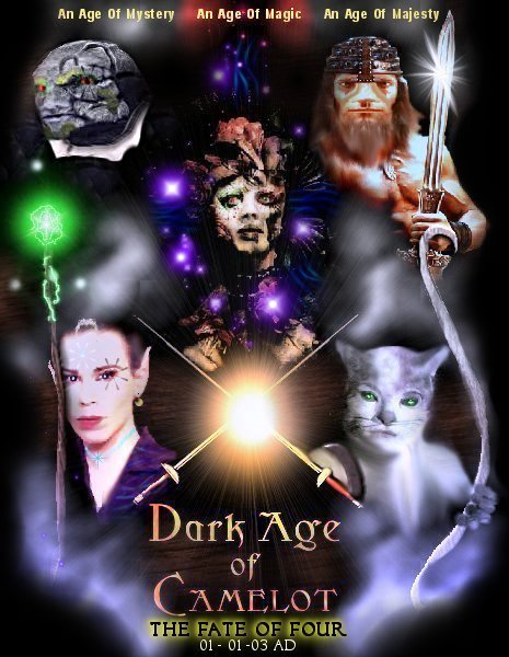 Dark Age of Camelot Poster Dark Age of Camelot The Fate