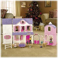 Fisher Price Loving Family Dream Dollhouse 1993 Best House