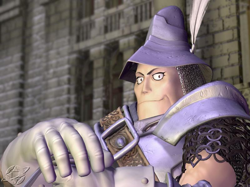 Adelbert Steiner Final Fantasy ix Final Fantasy ix Characters Adelbert Steiner