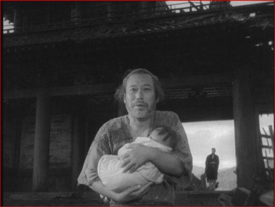 rashomon essay questions The baby in rashomon essaythe baby in rashomon in the film rashomon, a 1950 japanese crime mystery movie directed by akira.