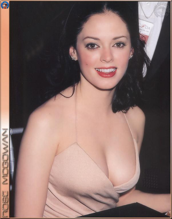 Hot rose mcgowan