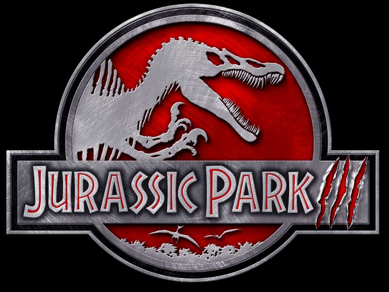 Jurassic Park 3 Wallpaper 1024768 Nieuwe Logo 800600