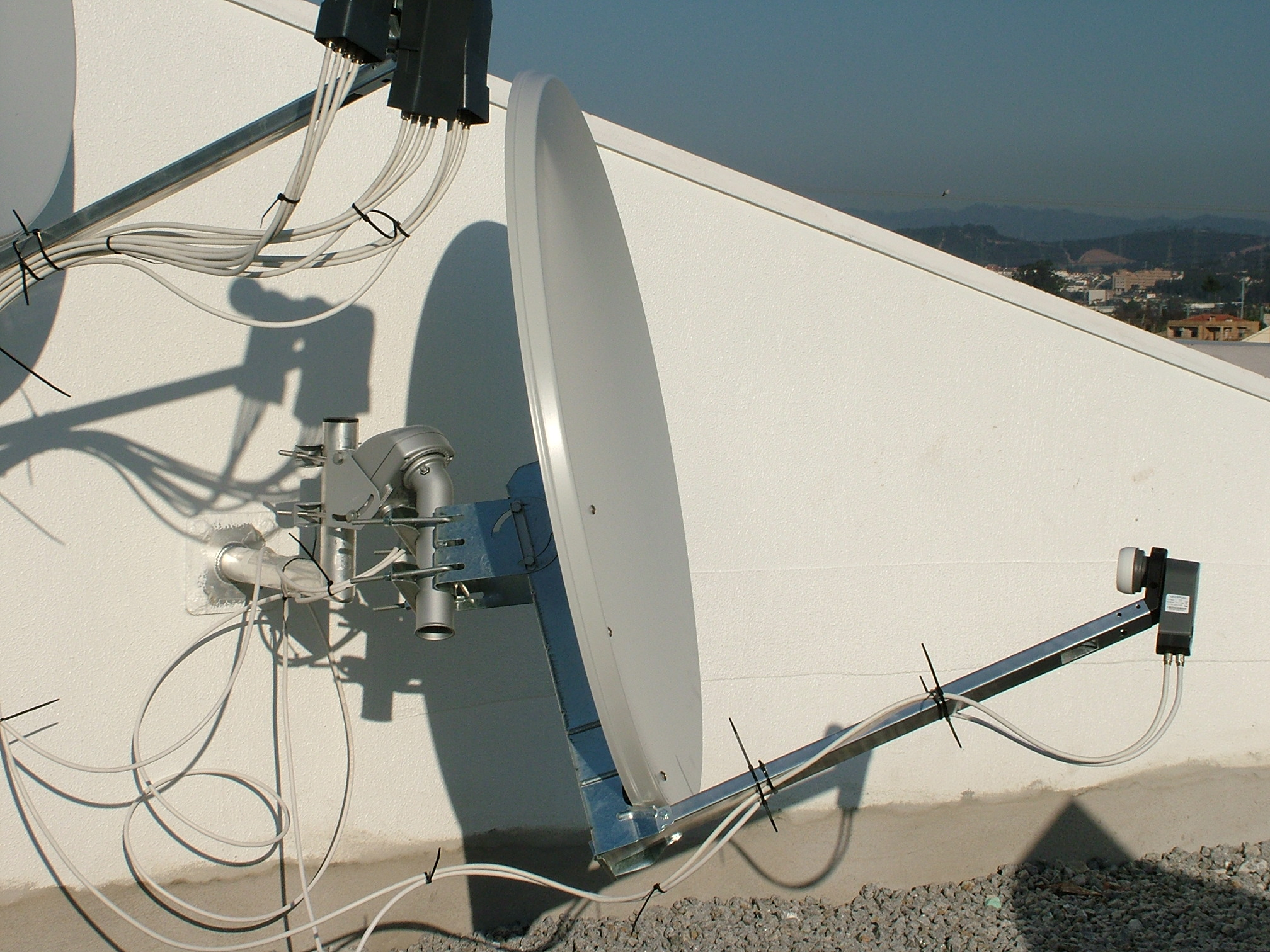 My Satellite Equipment