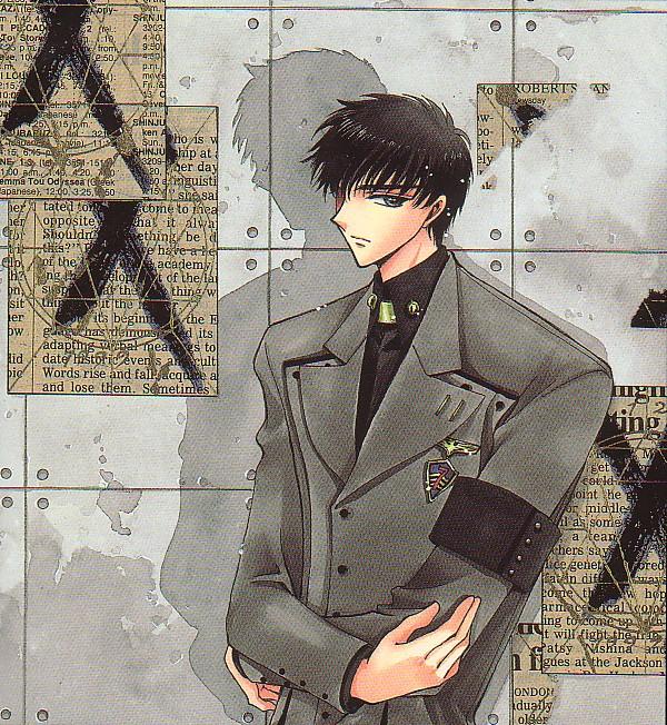 Kamui Shirou And Subaru Sumeragi Tokyo Revelations: Animes And Manga