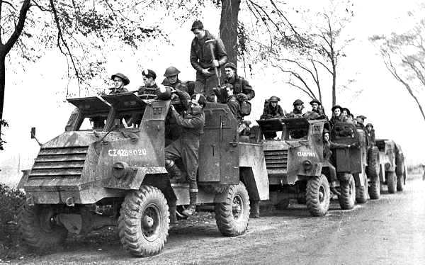 canadian vehicles ww2 military armored armour british canada. Black Bedroom Furniture Sets. Home Design Ideas