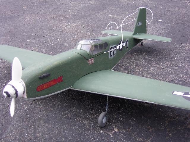 M4 Propeller adapter for Gunther propeller for shaft 2mm