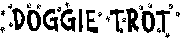 Doggietrot Pet sitting logo