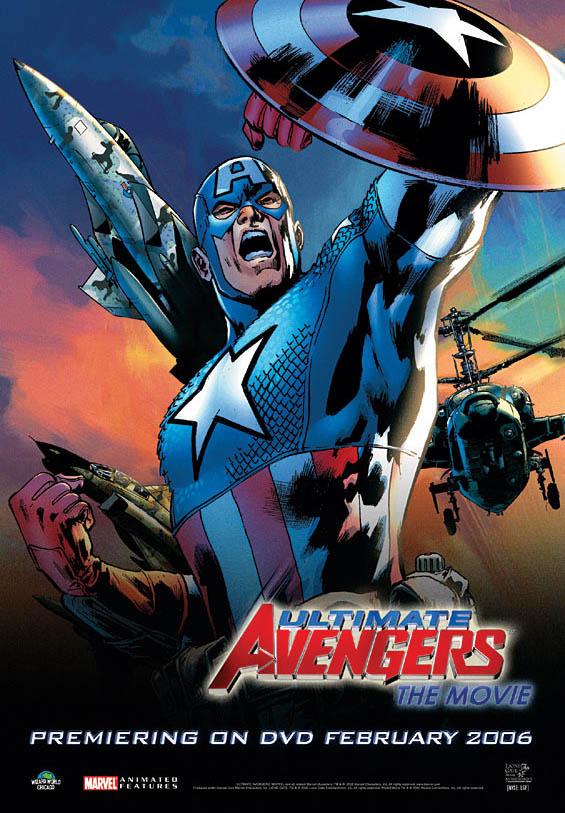 Avengers Index-Animated