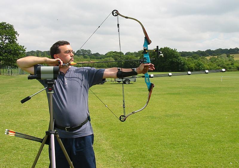 Durham City Archers Smiley Faces