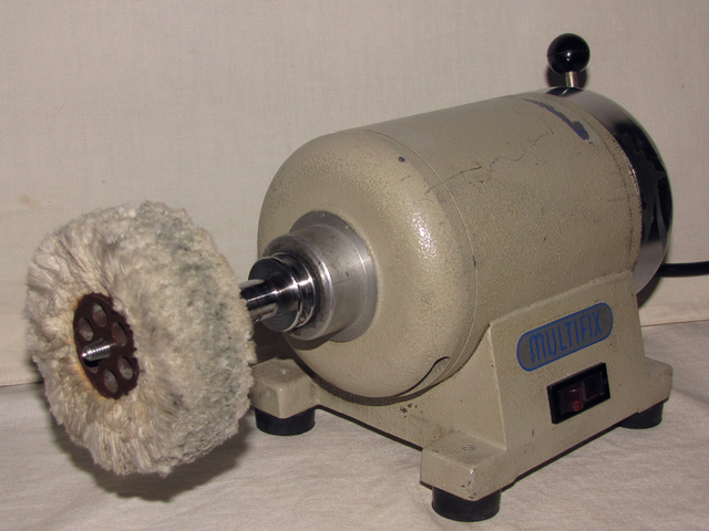 Power control of the Watchmaker's Lathe