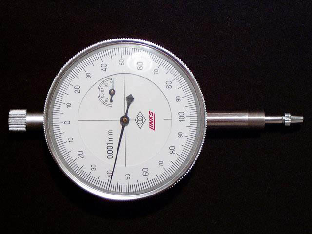 Measuring Tools And Gauges