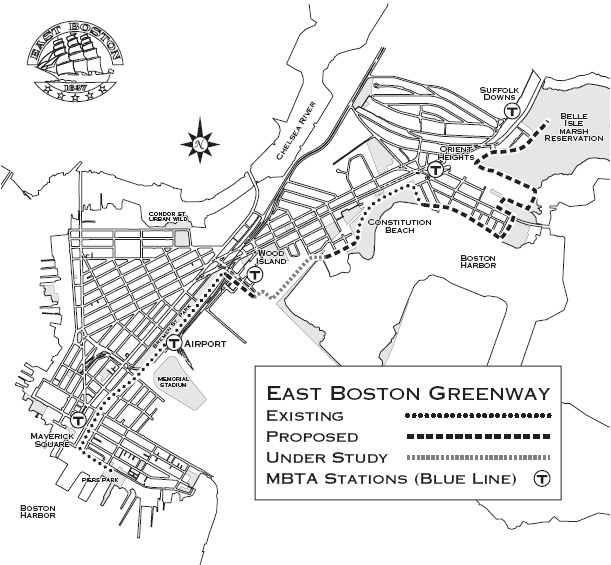 The friends of the east boston greenway sciox Choice Image
