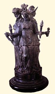 Empusas, hijas de Hécate. Demiurgos de la Palabra (MITOLOGÍA COMPARADA)