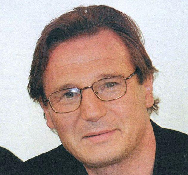 Liam Neeson Glasses